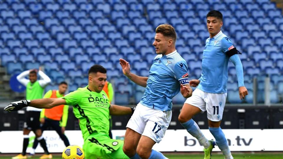 Juan Musso, Ciro Immobile | MB Media/Getty Images