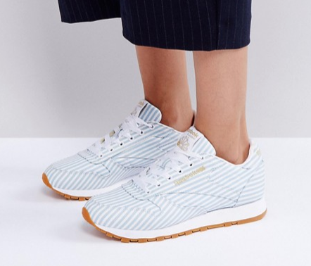 a197ba97c70 ASOS and Reebok collaborated on a sneaker collection that will knock .
