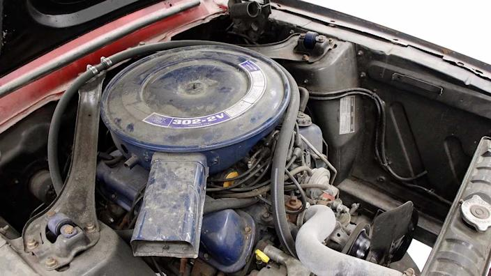 1967 Mustang 'Barn Find' Needs A Visionary