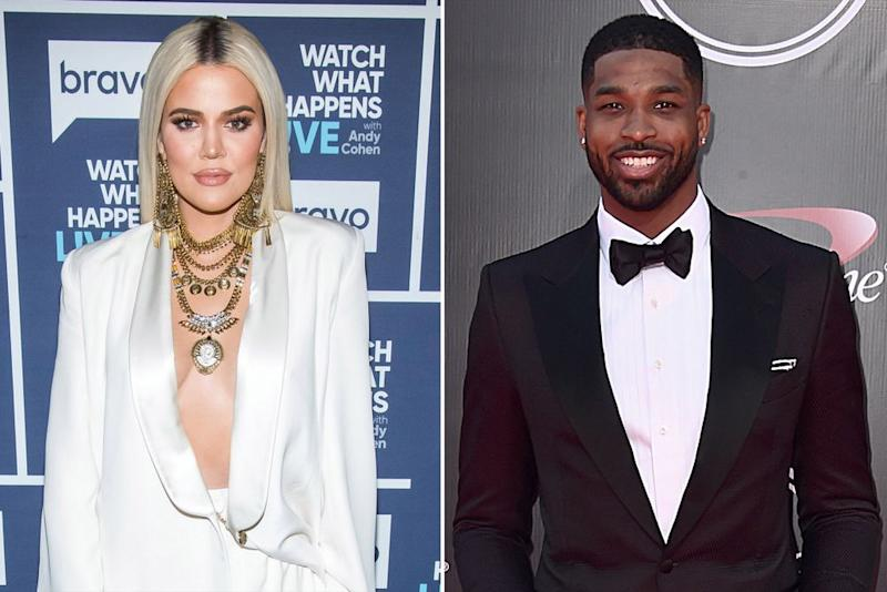 Khloé Kardashian and Tristan Thompson | Charles Sykes/Getty Images, Alberto E. Rodriguez/Getty Images