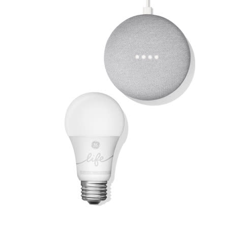 Have the Google Assistant Control Your C by GE Bulbs Right Out of the Box, No Hub Needed