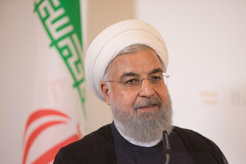 Sudden shift in Iran as hardliners back Rouhani ...