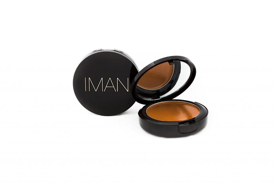 """<p>Who wouldn't trust products sold by legendary model and mogul Iman? If anyone, she really knows her stuff and understands how important it was and still is to have products that everyone can enjoy. """"While larger companies are now becoming more inclusive, there are still more options for women with paler skin. I was the first company to create bronzers for skin of color, to put SPF in our products, to think of skin care and technology for women of color,"""" says Iman. Visiti <a rel=""""nofollow noopener"""" href=""""http://www.imancosmetics.com/"""" target=""""_blank"""" data-ylk=""""slk:IMAN Cosmetics"""" class=""""link rapid-noclick-resp"""">IMAN Cosmetics</a> for more info. </p>"""