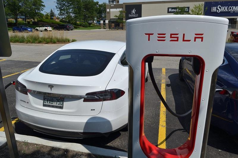 Best Climate Change Stocks To Buy Now Tesla
