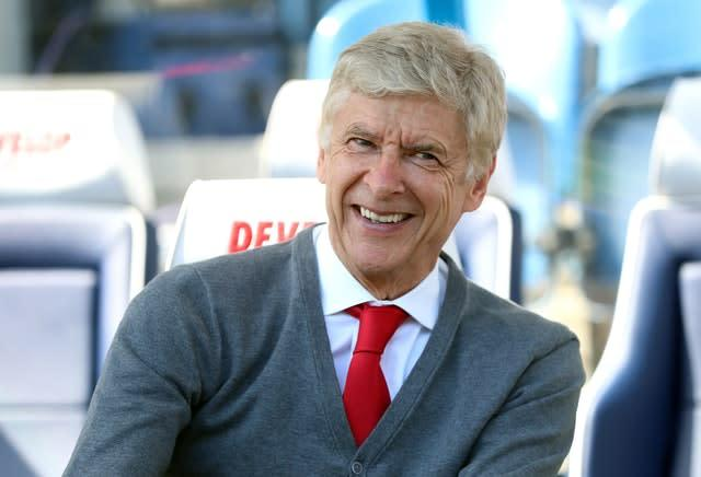 Arsene Wenger was a good fit for the Gunners (Mike Egerton/PA)