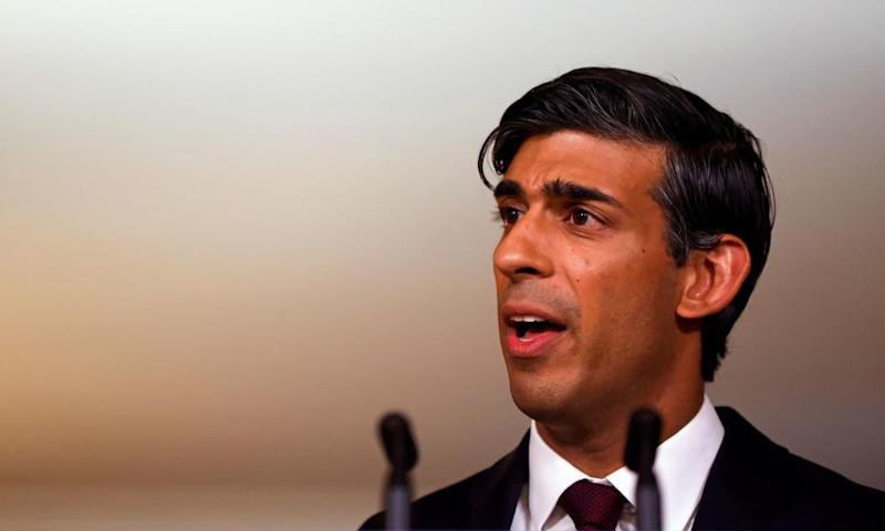Rishi Sunak: UK needs to protect tech secrets from foreign investors