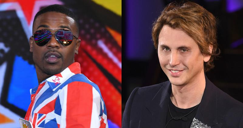 Jonathan Cheban was set to confront Ray J in an 'explosive showdown' about his infamous sex tape with Kim Kardashian (Copyright: David Fisher/REX/Shutterstock)