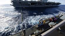 What Happens if a Navy Aircraft Carrier Is Sunk?