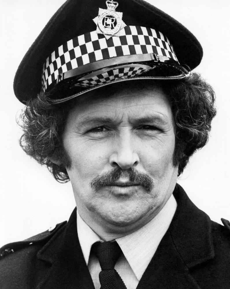 Bobby Ball in the feature film The Boys in Blue, 1982.
