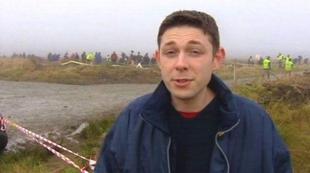 Ben Thomas was a presenter for BBC Wales (Picture: BBC)