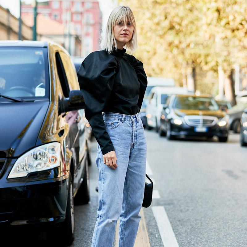 new style latest fashion new list 36 Cute Tops to Wear With Jeans This Fall
