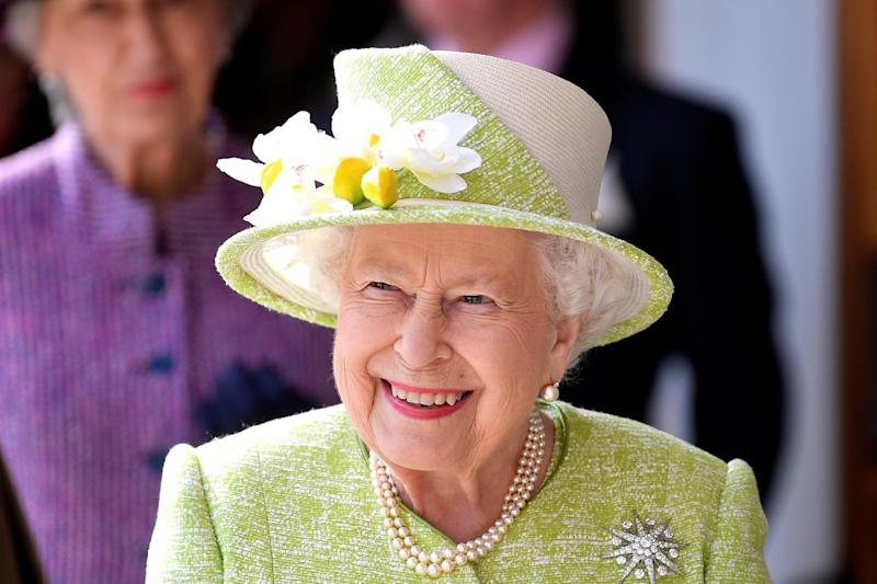 Celebrating her 93rd birthday: The Queen (Getty Images)