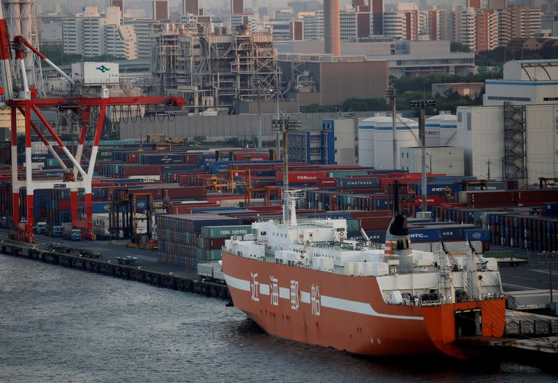 Japan exports fall most since 2009 as pandemic wipes out global demand