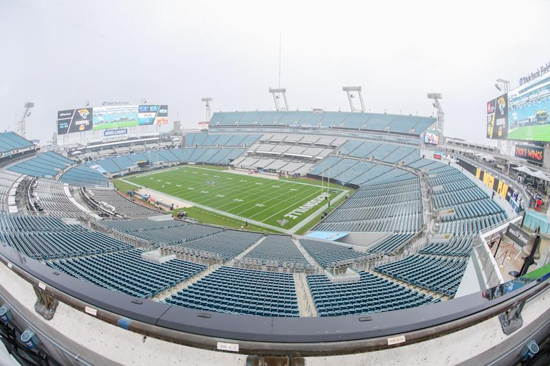 TIAA Bank Field, which hosts the Jacksonville Jaguars, could end up holding the Republican National Convention next month.