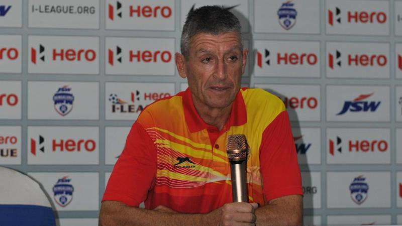 I-League 2017: East Bengal coach Trevor James Morgan resigns; Armando Colaco to take over