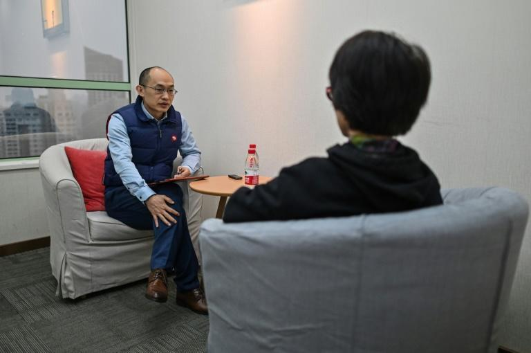 """Zhu Shenyong says Chinese marriage counselling is """"mostly like treating late-stage cancer"""""""