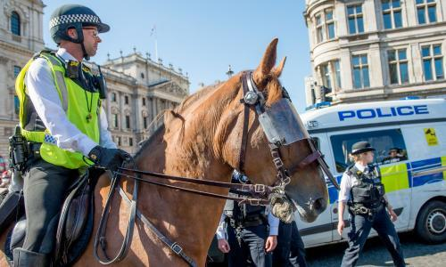 Police in England and Wales facing 'new era of austerity'