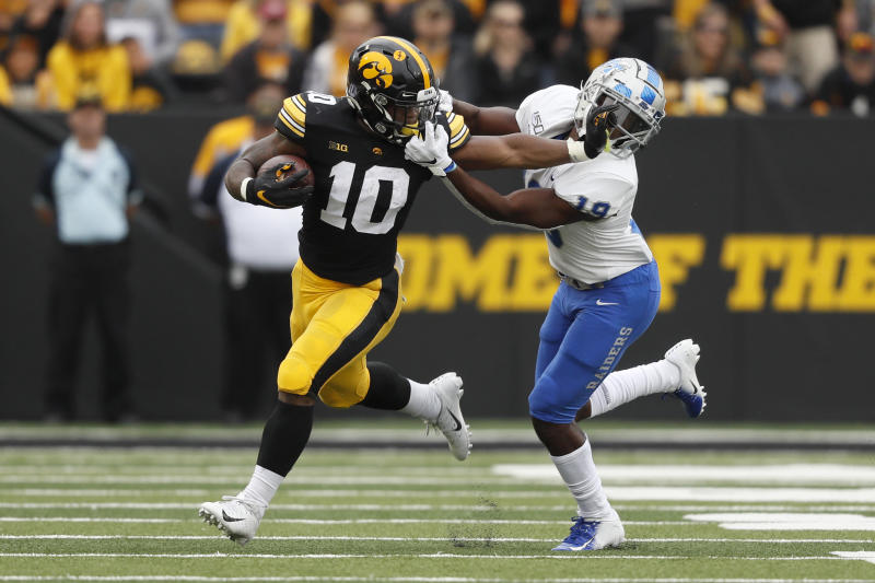 Middle Tennessee Iowa Football