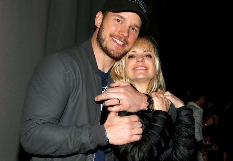 Here's How Chris Pratt Told Anna Faris He Was Proposing to Katherine Schwarzenegger