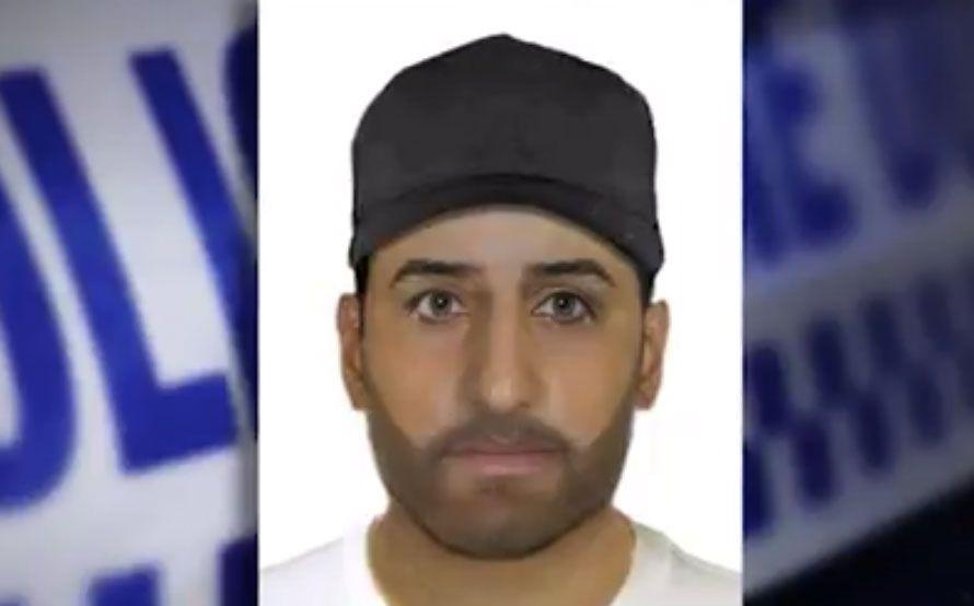 One man is described as Middle Eastern in appearance and 185cm-188cm tall. Source: 7 News