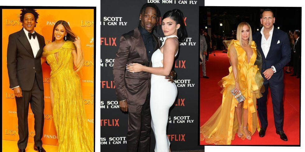 <p>What's better than a red-carpet photo of a celebrity, where we can find dress inspiration for that wedding next month and copycat their hair and make-up looks? When said A-lister poses up a storm with their partner, that's what.<br></p><p>Though these moments are often hectic, and the couple may find themselves blinded by flashlights, sometimes they can provide candid moments between a famous pair.</p><p>And who doesn't like to see a famous person supporting his or her partner in their artistic endeavours<br></p><p>Here are our favourite red carpet couple moments from 2019...<br></p>