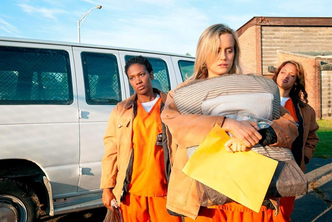 "The new season will pick up on the heels of the riot that left prisoners loading onto buses to be taken away from Litchfield. In an interview with Variety, Danielle Brooks (Taystee) gave a hint about whats to come: This season is different for sure. Coming off last seasons finale, theres no up from there. Theres nowhere you can go thats a positive. So youre definitely going to see all of the girls trying to figure out how to get out of this rabbit hole theyve created. Who is loyal to whom? Who is standing alone? Who is motivated by their own personal will to get out of prison? Who lies and who tells the truth? All of that stuff will come out this season.<br>See the full slideshow at <a rel=""nofollow"" href=""http://www.sheknows.com/entertainment/slideshow/9681/netflix-originals-2018/2"">SheKnows</a>"