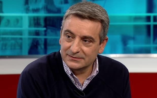 Ontario Government House Leader Paul Calandra says the government has drawn up plans to build the highway because the area northwest of Toronto has had significant population growth and the province needs to figure out how 'we're to get people moving around.'