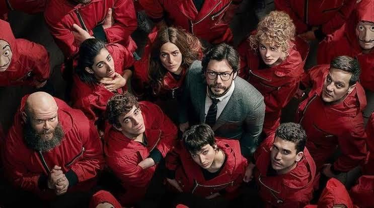 How did Netflix manage to change the fate of Money Heist?