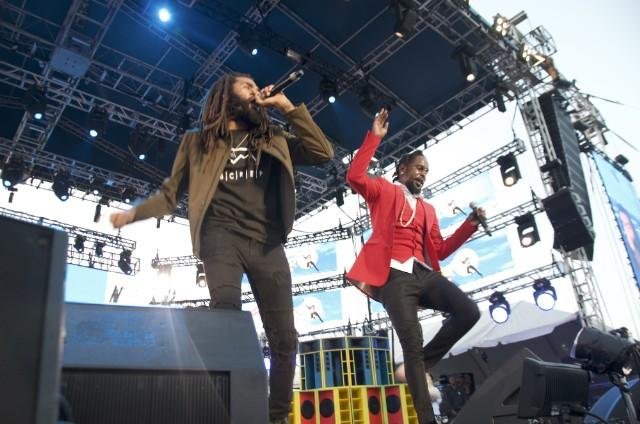 Live From JA: Popcaan Sets Tone For Dancehall Now And