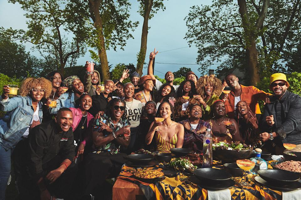 DIAGEO Partners with Equator and Ghetto Gastro to Honor the Vibrancy of Black Celebration