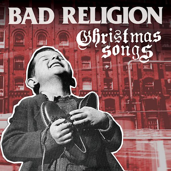 "This CD cover image released by Epitaph shows ""Christmas Songs,"" by Bad Religion. (AP Photo/Epitaph)"
