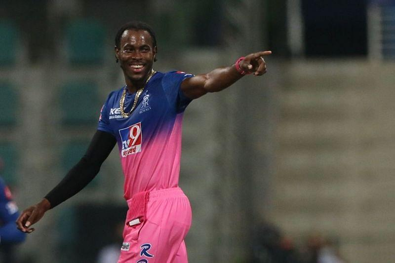 Jofra Archer has played brilliantly for RR in IPL 2020 (Image credits: IPLT20.com)