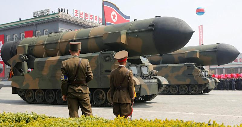 North Korea launches a new unidentified missile as tensions with US fester