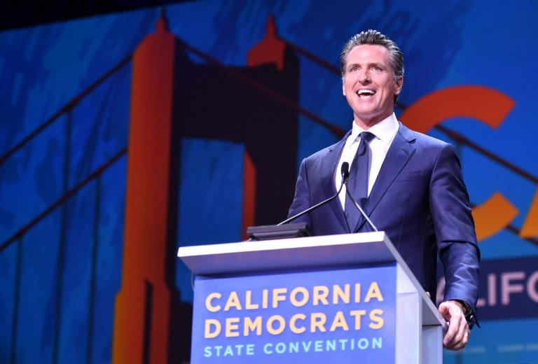 "Governor of California Gavin Newsom said ""states have a legal and moral duty to do everything in their power to ensure leaders seeking the highest offices meet minimal standards"""