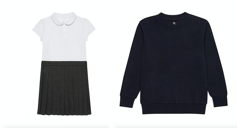 Asda have become the first UK supermarket to launch a range of schoolwear for children with specific needs. (George Asda)
