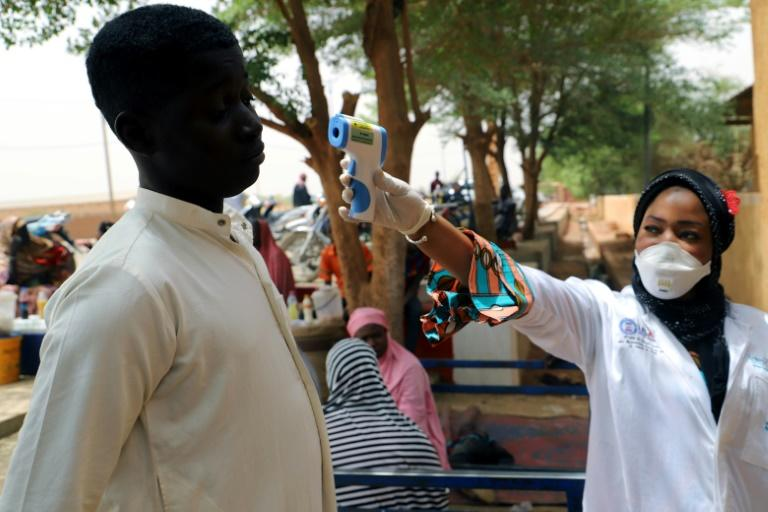 Mali will hold a parliamentary election on Sunday despite coronavirus fears and the kidnapping of the main opposition leader (AFP Photo/Souleymane Ag Anara)