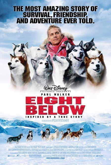 """<p>A couple of explorers fight for their lives in the bitter Antarctic conditions with the help of their sled dogs. The late Paul Walker stars in this film based on a true story. </p><p><a class=""""link rapid-noclick-resp"""" href=""""https://www.amazon.com/Eight-Below-Paul-Walker/dp/B003SI5KM4/?tag=syn-yahoo-20&ascsubtag=%5Bartid%7C10050.g.25336174%5Bsrc%7Cyahoo-us"""" rel=""""nofollow noopener"""" target=""""_blank"""" data-ylk=""""slk:WATCH NOW"""">WATCH NOW</a></p>"""