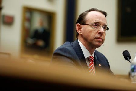Rosenstein Approved Surveillance Extension Of Former Trump Adviser