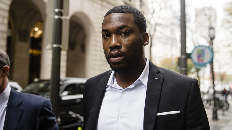 Meek Mill received a sentence of two to four years in prison after the rapper violated his probation with a pair of arrests earlier in the year.