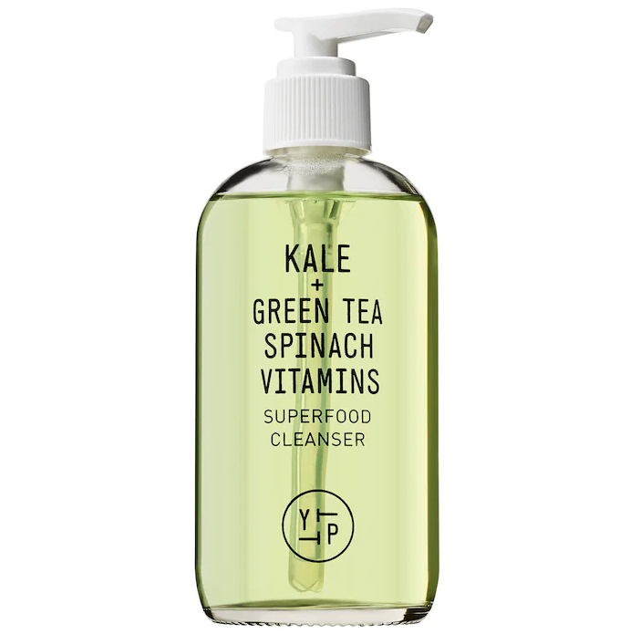 Youth To The People Superfood Antioxidant Cleanser. Image via Sephora.