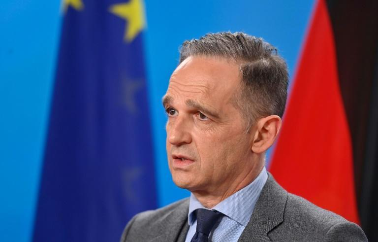 German Foreign Minister Heiko Maas welcomed the US waiving sanctions on Nord Stream 2 as a conciliatory step