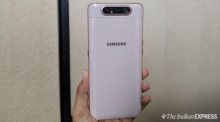 Galaxy A80, Samsung Galaxy A80 price cut, Galaxy A80 price cut in India, Galaxy A80 specifications, Galaxy A80 Amazon India