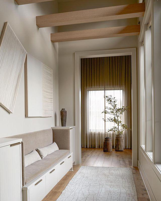 """<p>Kaemingk Design's feed is a masterclass in texture featuring uncomplicated, yet undeniably elegant rooms. """"Neutral, earthy and minimalist,"""" says <a href=""""https://www.nestdesignstudio.ca/"""" rel=""""nofollow noopener"""" target=""""_blank"""" data-ylk=""""slk:Natalie Chong"""" class=""""link rapid-noclick-resp"""">Natalie Chong</a>. """"Everything I am craving during a time where excess is strong. I love their style so much that I am hoping one day we can stay at their <a href=""""https://go.redirectingat.com?id=74968X1596630&url=https%3A%2F%2Fwww.airbnb.com%2Frooms%2F31993074%3Fsource_impression_id%3Dp3_1614639845_GliRHREM4G4BRaPi%26guests%3D1%26adults%3D1&sref=https%3A%2F%2Fwww.housebeautiful.com%2Flifestyle%2Fg35686428%2Fdesigners-favorite-instagram-accounts%2F"""" rel=""""nofollow noopener"""" target=""""_blank"""" data-ylk=""""slk:AirBNB"""" class=""""link rapid-noclick-resp"""">AirBNB</a>!""""<br><br></p><p><em><a href=""""https://www.instagram.com/lovenataliechong/?hl=en"""" rel=""""nofollow noopener"""" target=""""_blank"""" data-ylk=""""slk:See Chong's own feed here"""" class=""""link rapid-noclick-resp"""">See Chong's own feed here</a></em></p><p><a href=""""https://www.instagram.com/p/CLzS1rPsfRd/"""" rel=""""nofollow noopener"""" target=""""_blank"""" data-ylk=""""slk:See the original post on Instagram"""" class=""""link rapid-noclick-resp"""">See the original post on Instagram</a></p>"""