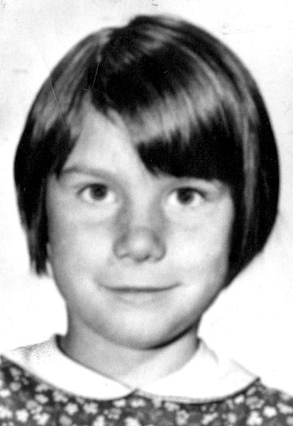 This 1970 handout photo shows Donna Willing. Donna was raped and strangled in 1970. Police have identified Donna's childhood neighbor as the alleged killer: 73-year-old Robert Hill. He's been in prison for other sexual assaults of children. The biological evidence in Donna Willing's case was lost or destroyed, and prosecutors are using Wisconsin's sex offender law to possibly keep him in custody indefinitely. They hope to prove Hill is a sexually violent person during a Monday, Nov. 19, 2012 hearing. (AP Photo/Family Photo via Milwaukee Journal-Sentinel)