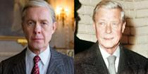 <p>In case you thought this was Alex Jennings' first time channeling the royal fam, you are mistaken. The English actor played Prince Charles in the 2006 film <em>The Queen</em>, which starred Dame Helen Mirren as the eponymous role. On <em>The Crown</em>, Alex is equally excellent as David, Duke of Windsor, who famously abdicated the throne in 1936 to marry his American lover, Wallis Simpson. It was a risky and scandalous move but one that was probably worth it: The Duke and Duchess of Windsor were married for 35 years, until the duke's death in 1972. </p>