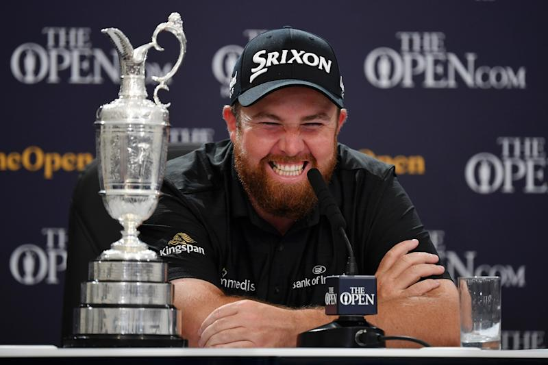Shane Lowry no longer getting mistaken for rivals after Open win