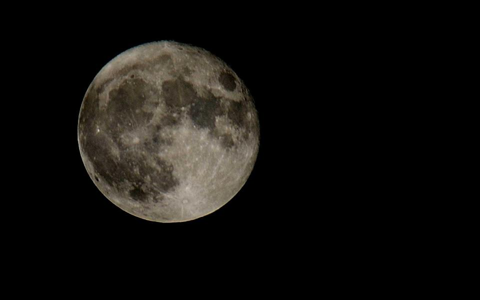 When Is the Beaver Moon?