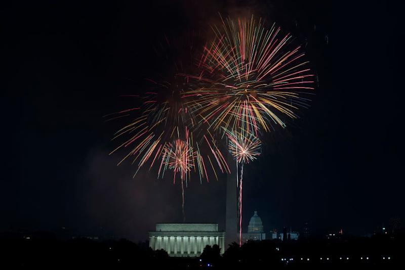 America'sGlorious Celebration of Grievance