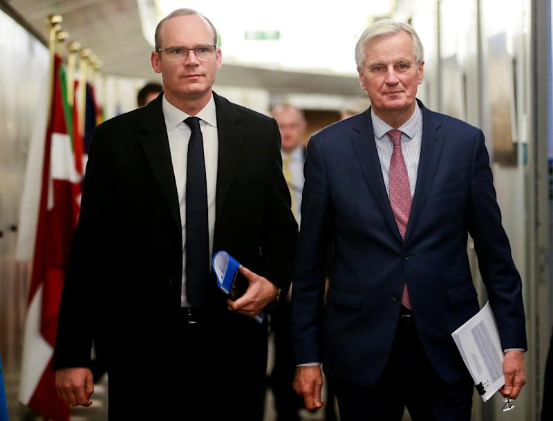 Irish Government to 'intensify' no-deal Brexit preparations