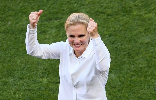 Sarina Wiegman will succeed Phil Neville in 2021